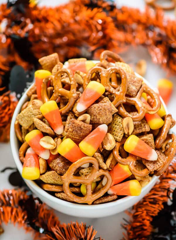Halloween Sweet and Salty Mix
